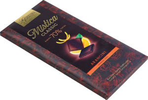 Čokolada Gorenjka, tem., pomar., 70%,100g
