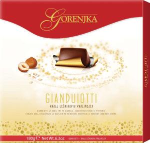 Praline mlečna čokolada Gianduja, 180g