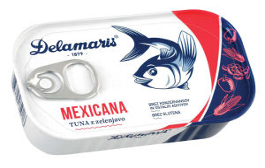 Tuna Mexicana, Delamaris, 125g