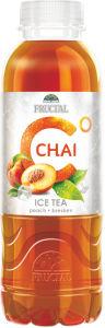 Ledeni čaj Fructal Chai, breskev, 0,5l