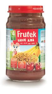 Frutek, sadje, ajda, 190g