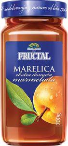 Domača marmelada Fructal, marelica, 700 g