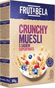 Musli Frutabela super sadje proteini box, 350g