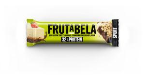 Rezina Frutabela, protein cheesecake, 40 g