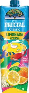 Pijača Fructal, limonada, 1 l