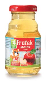 Sok Frutek, jabolko, 125ml