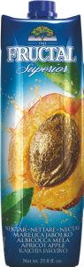Nektar Fructal, marelica, jabolko, 1l
