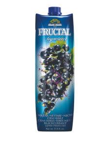 Nektar Fructal, črni ribez, 1l