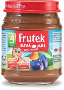 Frutek, sliva, 120g