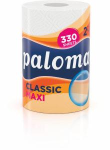 Papirnate brisače Paloma, Multifun Maxi 2 slojne, 330 listov