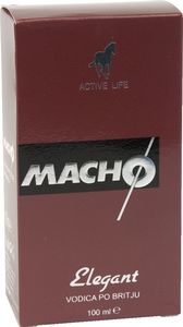 Aftershave Macho Elegant, 100ml