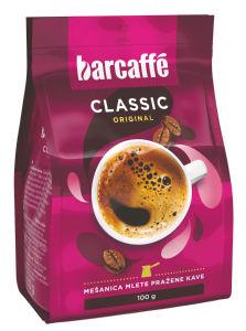 Kava Barcaffe, mleta, 100g