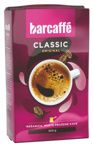 Kava Barcaffe, mleta, 500g