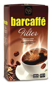 Kava Barcaffe, filter, 250g