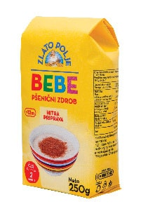 Zdrob Be Be, pšenični, instant, 250 g