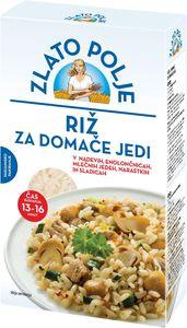 Riž Zlato polje, za domače jedi, 1kg
