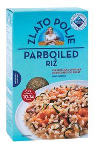 Riž Zlato polje, parboiled, 1kg