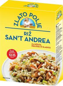Riž Zlato polje, San Andrea, 500 g