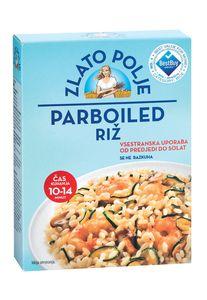 Riž Zlato polje, parboiled, 500 g