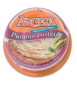 Pašteta Argeta, puranja, 95g