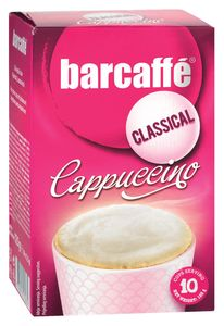 Cappuccino Barcaffe, clasic, 125g