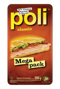 Narezek Poli mega pack, 250g