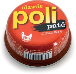 Pašteta piščančja Poli, pate, classic, 95 g