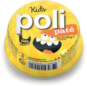 Pašteta piščančja Poli, pate, kids, 95 g