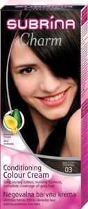 Barva za lase Subrina, Charm, t.rjava, 03