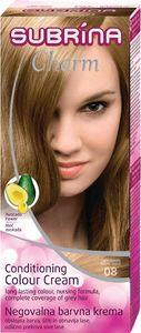 Barva za lase Subrina, Charm, svetlo blond, 08
