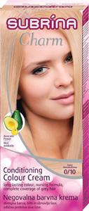 Barva za lase Subrina, Charm, slonok., 010