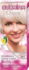 Barva za lase Subrina, Charm, s.led.bl., 80/8