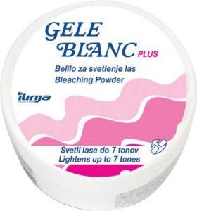 BLANC GELE PLUS  45g  ILIRIJA