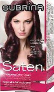 Barva za lase Subrina, saten 75, mahagoni