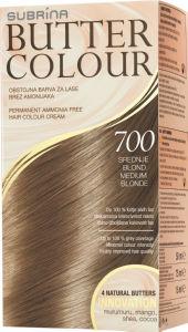 Barva Subrina, Butter colour, 700