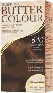Barva Subrina, Butter colour, 640