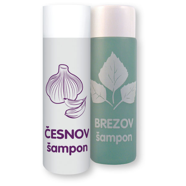 Šampon Narta, več vrst
