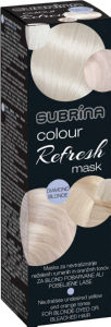 Barva Subrina, Colour refresh, diamantno blond