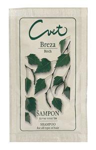 Šampon Cvet, mini, breza, 15ml