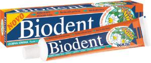 Zobna pasta Biodent, ognjič, 75ml