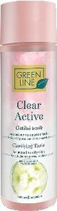 Čistilni tonik Green Line, Clear active, 200ml