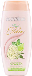 Tuš gel Subrina, Fresh elder, 250ml