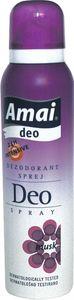 Dezodorant spray Amai musk, 150ml
