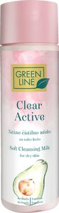Čist.mleko Green line, Clear active, 200ml
