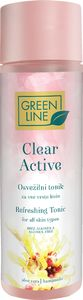 Osvež.tonik Green line, Clear active, 200ml