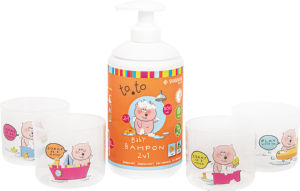 Šampon To.To., baby 2v1, 500ml