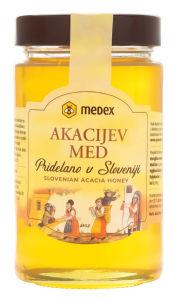 Med Medex akacijev, 450g