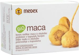 Kapsule Bio Maca. 60/1