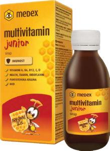 Sirup multivitamin, junior, 150ml