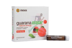 Prehransko dopolnilo, Guarana nat.,energy sport,5x9ml